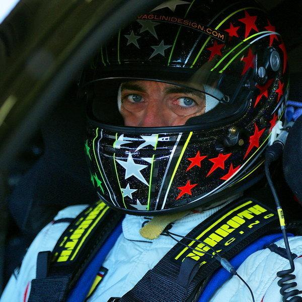 Marco Magli Driver Ferrari